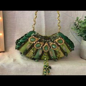 Mary frances purse! Designer custom purse!